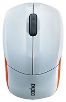 Rapoo Wireless Optical Mouse 1190 White USB