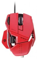 Mad Catz R.A.T.5 Gaming Mouse Red USB