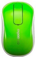 Rapoo Wireless Touch Mouse T120P Green USB