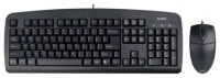 A4Tech KB-72620D Black PS/2