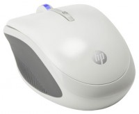 HP H4N94AA X3300 Wireless Mouse White USB