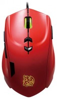 Tt eSPORTS by Thermaltake Theron Gaming Mouse Red USB