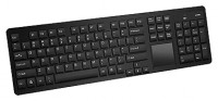 ACME WS04 Solar-powered wireless keyboard Black USB
