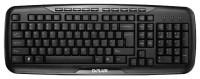 Delux K6200U Black USB