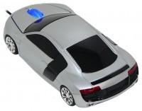Qumo Q-DRIVE Audi R8 Silver USB