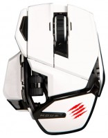Mad Catz M.O.U.S.9 White USB