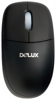 Delux DLM-371G Black USB