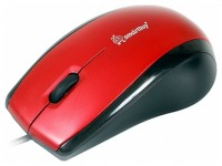 SmartBuy SBM-101P-R/K Black-Red PS/2