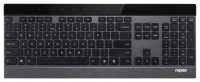 Rapoo Wireless Ultra-slim Touch Keyboard E9270P Black USB