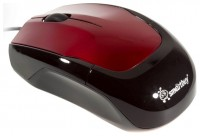 SmartBuy SBM-307-R Black-Red USB