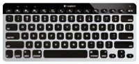 Logitech Easy-Switch Keyboard K811 Silver-Black Bluetooth