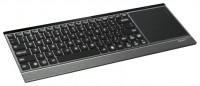 Rapoo E9090p Wireless Touch Keyboard Black USB