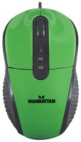 Manhattan RightTrack Mouse (177726) Green USB
