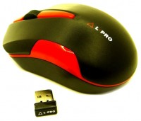L-PRO 351/1283 Black-Red USB