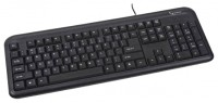 Gembird KB-101-UA Black PS/2