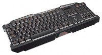 Trust GXT 280 LED Illuminated Gaming Keyboard Black USB
