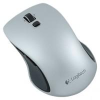 Logitech Wireless Mouse M560 Silver USB