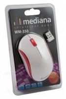 Mediana WM-350 White-Red USB