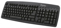 SmartBuy SBK-108P-K Black PS/2