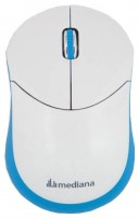 Mediana WM-332 White-Blue USB