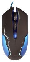 e-blue Mazer-L EMS144BK Black USB