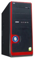 STC 7633BR 450W Black/red