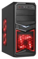 Pangu TAX03BR w/o PSU Black/red