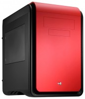AeroCool Dead Silence Cube Red Window Edition