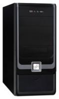 Exegate TP-205 w/o PSU Black/silver