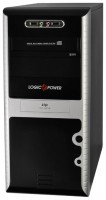 LogicPower 4452 450W Black/silver