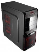 AeroCool V3X Devil Red Edition 600W Black