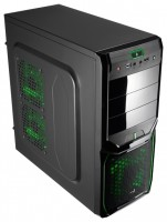 AeroCool V3X Advance Evil Green Edition 550W Black
