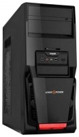 LogicPower 5850 w/o PSU Black/red