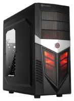 SilverStone RL03B-W Black