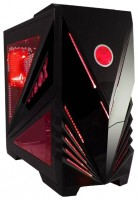 3Cott ViBOX w/o PSU Black/red