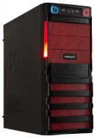 CROWN CMC-SM162 450W Black/red