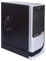 Exegate CP-633 w/o PSU Black/silver
