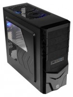 Thermaltake Spacecraft VF-I VN600A1W2N Black