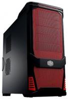 Cooler Master USP 100 (RC-P100) w/o PSU Black/red