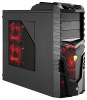 AeroCool X-Warrior Devil Red Edition Black