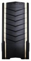 SilverStone RV03B Black