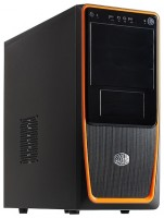 Cooler Master Elite 311 (RC-311) w/o PSU Black/orange