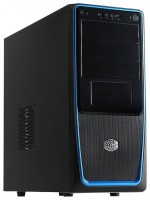 Cooler Master Elite 311 (RC-311) w/o PSU Black/blue