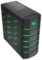 BitFenix Colossus Venom Black/green