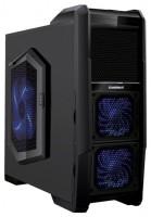 FOX 9901-1 w/o PSU Black/blue