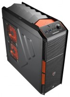 AeroCool XPredator X1 Evil Black