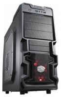Cooler Master K380 (RC-K380-KWN1) w/o PSU Black