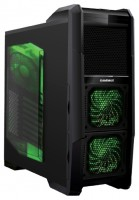 FOX 9901-3 w/o PSU Black/green