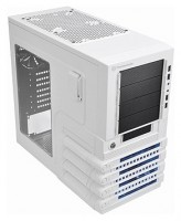 Thermaltake Level 10 GTS Snow Edition VO30006W2N White