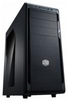 Cooler Master N500 (NSE-500-KWN1) w/o PSU Black